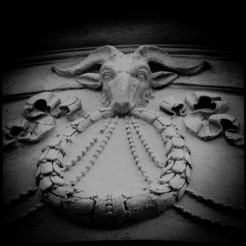 «Лютеранский Маскарон» («Lutheran Mascaron»)