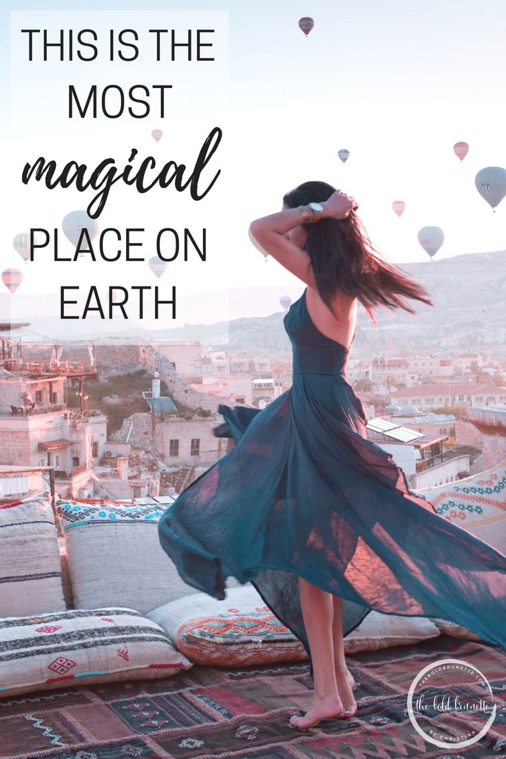 This is the most magical place to travel in the world!
