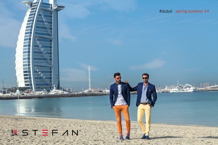 S T Ξ F Λ N  restart from Dubai campaign S/S14 #stefan #stefanfashion #restart #dubai #collection #campaign #fashion #mensfashion #menswear #spring14 #summer14