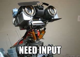Johnny 5 is Alive!  best movie ever