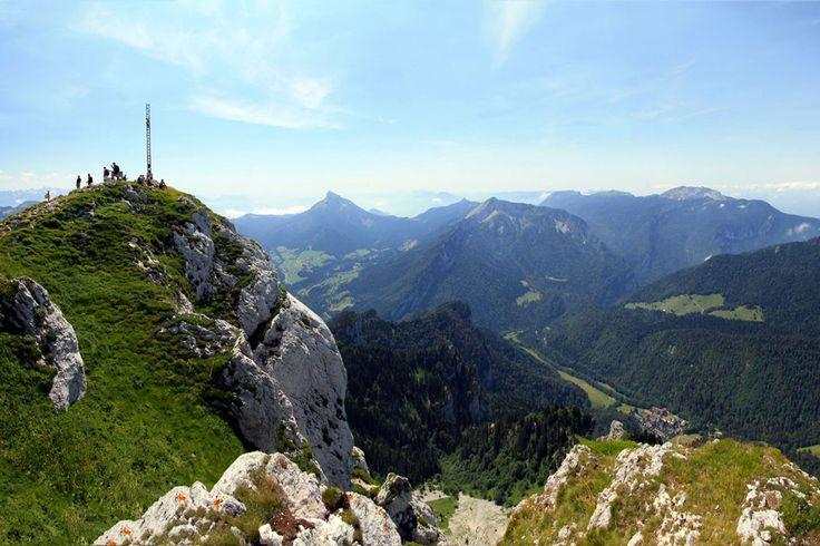 Randonnée au Grand Som, Massif de la Chartreuse, Isère