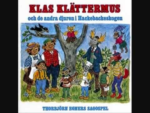 Klas Klättermus och alla de andra djuren i Hackebackeskogen: Bamsefar fy...