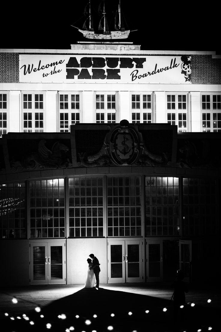 wedding venues asbury park nj%0A Rebecca and Steve  Asbury Park Wedding  asburypark  boardwalk  beachwedding   nj