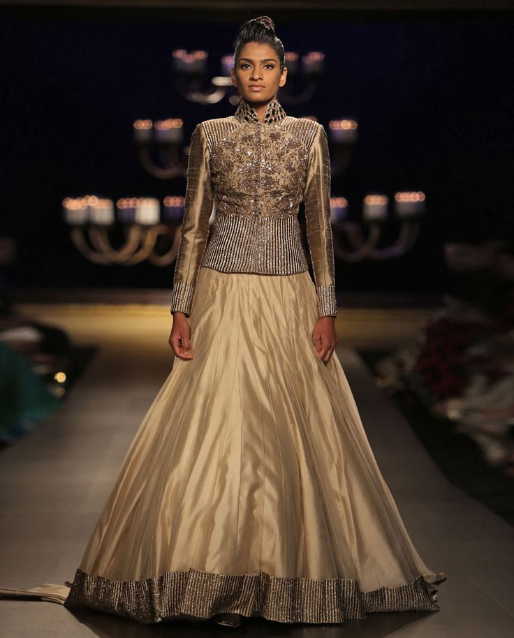 Indian Fashion   Manish Malhotra   India Couture Week 2014