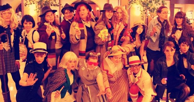 """And now for the whole pantheon! 