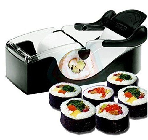 HAWORTHS Sushi Maker Roller equipment Perfect Roll Sushi Machine DIY Easy Kitchen Magic Gadget kitchen accessories  http://stylexotic.com/haworths-sushi-maker-roller-equipment-perfect-roll-sushi-machine-diy-easy-kitchen-magic-gadget-kitchen-accessories/