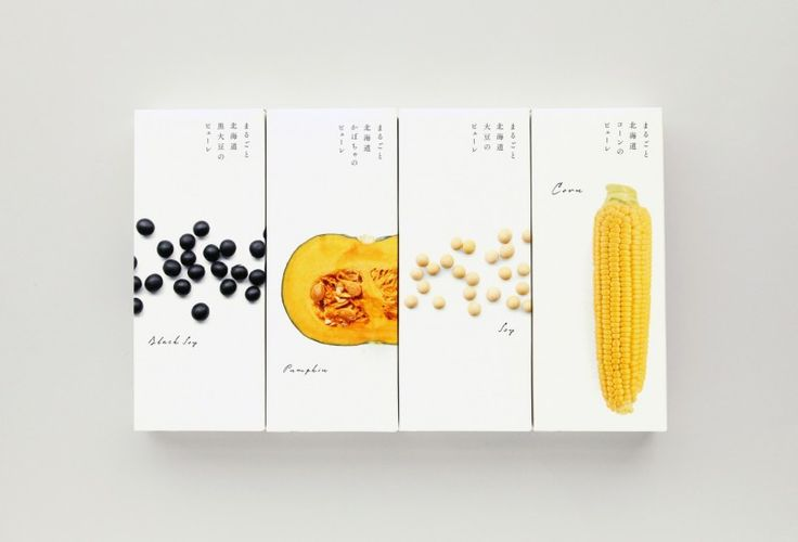 The Wonderful Packaging by Terashima Design Co.