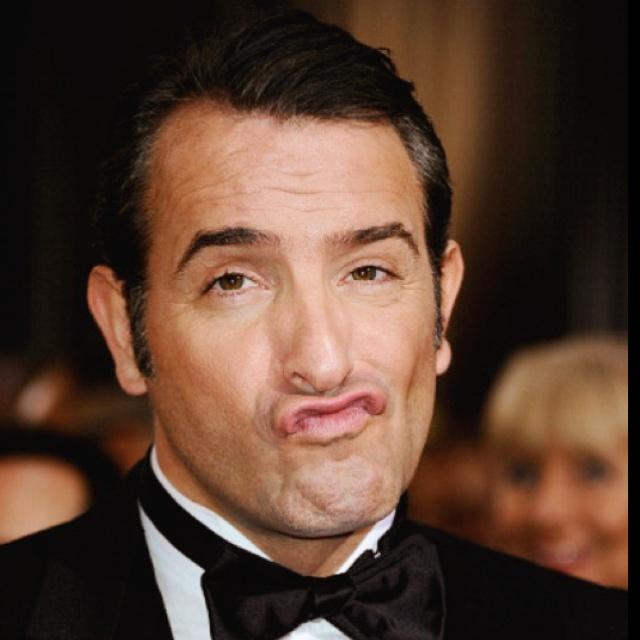 Les 129 meilleures images du tableau jean dujardin sur for Claquette jean dujardin