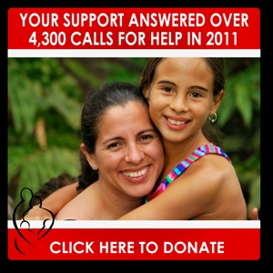 Last year supporters like you helped us answer over 4,300 calls on our 24-Hour Crisis Hotline (954-761-1133)