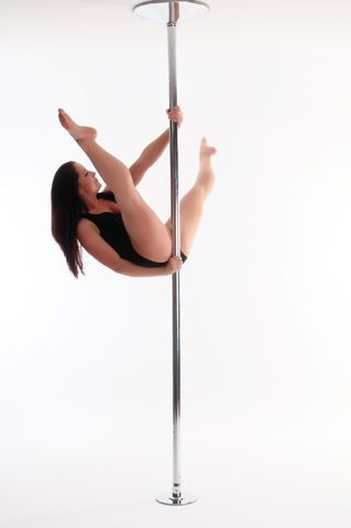pole dance open v