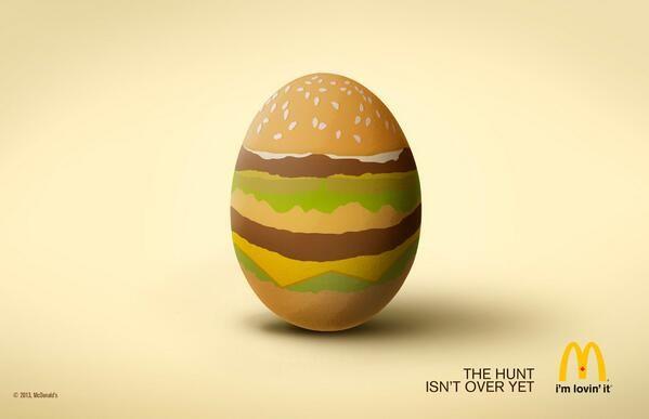 Les meilleures réactions de community managers et publicités pour Pâques