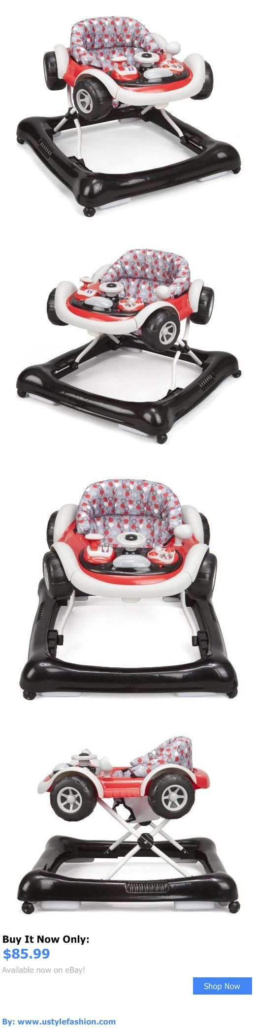 Baby walkers: Delta Children Lil Drive Baby Activity Walker, Adjustable Car Baby Walker BUY IT NOW ONLY: $85.99 #ustylefashionBabywalkers OR #ustylefashion