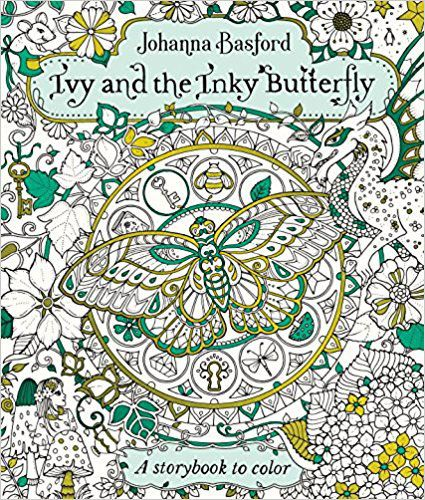 Adult Coloring Books You Need To Pre Order Now Coloringbookaddict