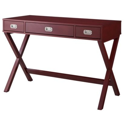 Threshold™ Campaign Desk Rating: 4out of 5 stars: see all 16 reviews for Threshold™ Campaign Desk write a review  $149.99