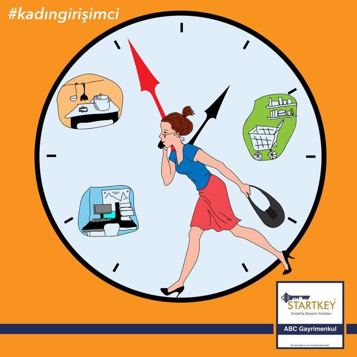 Başarılı kadınlar, kendilerine vakit ayırmanın ne kadar önemli olduğunu bilir ve hayatlarını ona göre düzenlerler. #kadıngirişimci