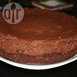 Rich Truffle Cheesecake @ allrecipes.com.au