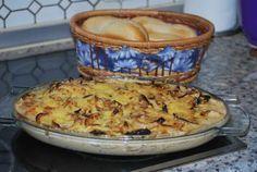 Das perfekte Zwiebel-Sahne-Schnitzel-Rezept mit Bild und einfacher Schritt-für-Schritt-Anleitung: Die Zwiebel abziehen und in Ringe schneiden. Schnitzel…