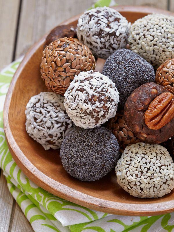 Nos astuces pour consommer des oléagineux. #energyballs #smoothiebowls