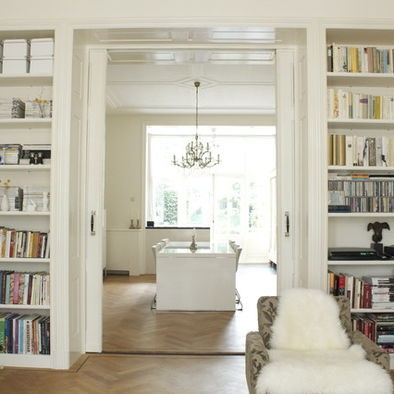 Built In Bookcase Design, Pictures, Remodel, Decor and Ideas - page 5