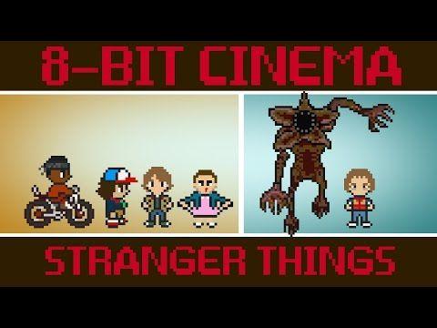 #StrangerThings: Así sería la serie de #Netflix si se convirtiese en un juego estilo #Pokémon OGROMEDIA Films
