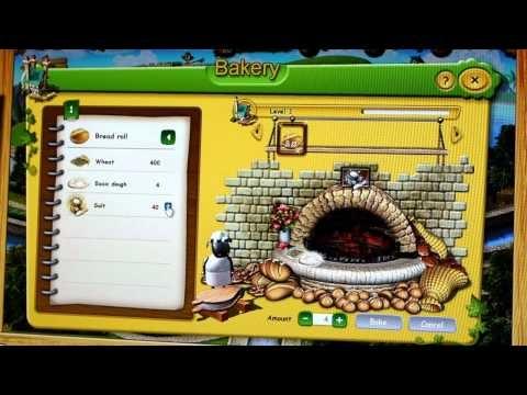 Farmerama Farm Game Crafting Tips ~ Video Podcast