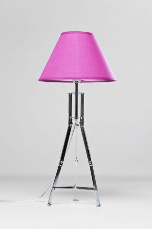 KARE Prague - Table Lamp Rhythm Pink