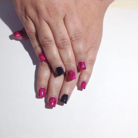 Best 25+ Short acrylics ideas on Pinterest | Short nails ...