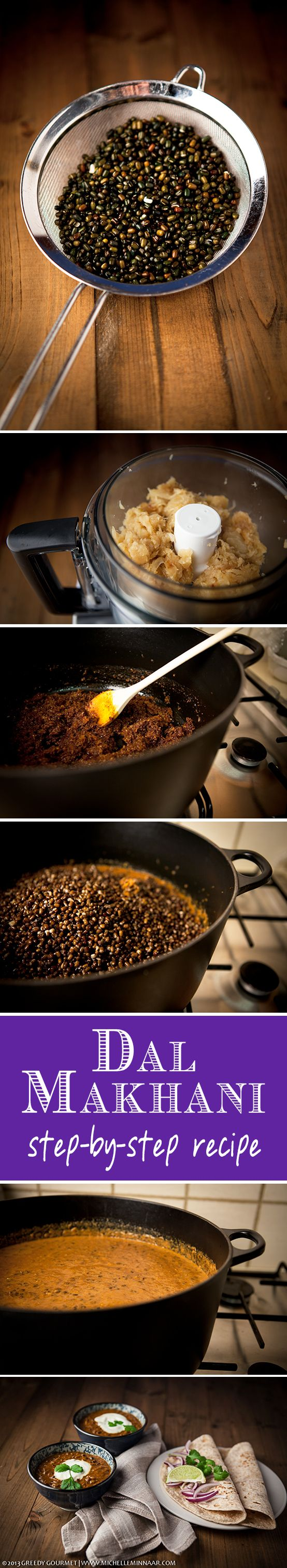 How to cook Dal Makhani at home - a perfect recipe for batch cooking.