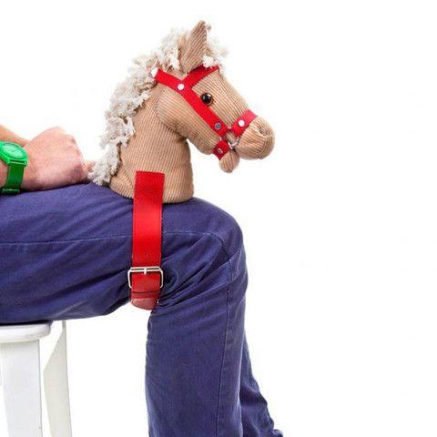 Giddyup | Knee Horsey: Stuffed Horses, Von Donkeys, Donkeys Products, Kids Stuff, Childhood Memories, For Kids, Knee Horsey, Horses Toys, Horsehead Von