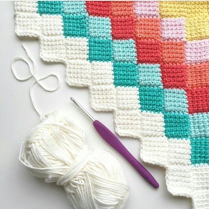 55 best Crochet images on Pinterest | Scarfs, Beanies and Crochet ...