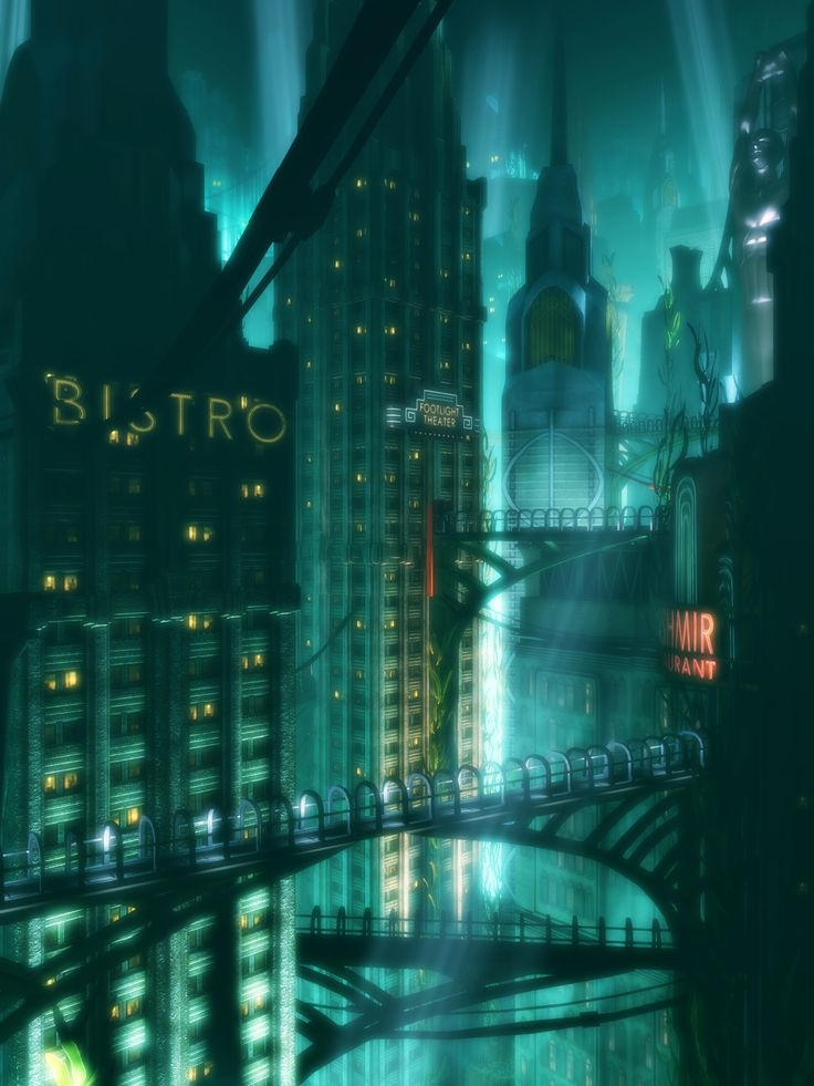 Rapture // Bioshock