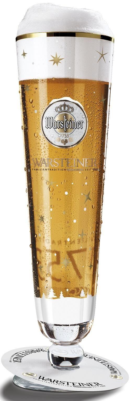 Warsteiner Winter, la nuova specialità stagionale dedicata alle festività natalizie. Si potrà degustare alla spina da fine ottobre nelle birrerie aderenti