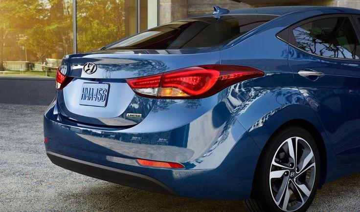 2016 Hyundai Elantra Photos