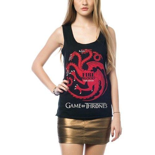 Game Of Thrones - Targaryen Bayan T-shirt 29,90 TL ve ücretsiz kargo ile n11.com'da! Köstebek Tişört fiyatı Kadın Giyim