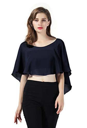 f04c81dc6a Pin by linz mcdonald on Mother of the bride. in 2019 | Short tops, Tops,  Black wedding dresses