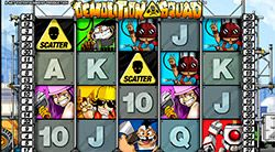 Lyckoskrapet börjar år 2014 med fem nya spelautomater från NetEnt!  - Thief - Demolition Squad - Fruit Shop - Secret of the Stones - Lucky Angler  Läs mera om spelnyheterna i Lyckoskrapets blogg! :)