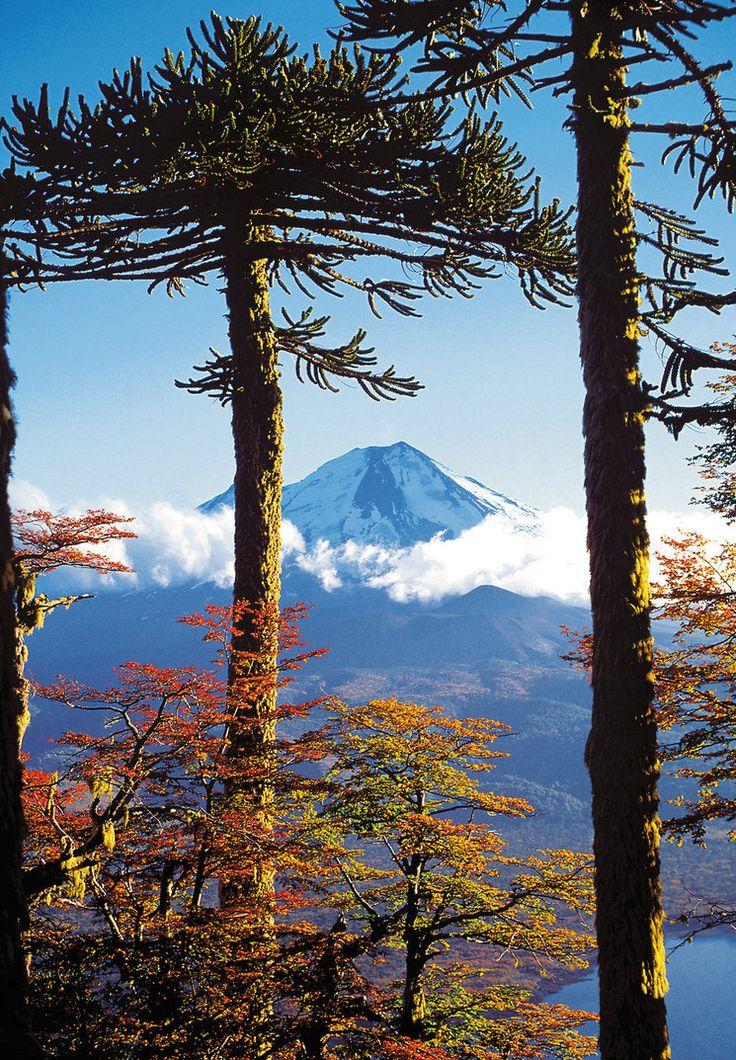 Volcan Villarrica, Pucon by Vk30 on deviantART