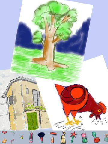 Drawing box er gratis og kan bruges til at tegne i.