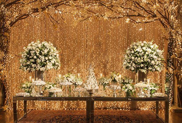 """Mayara Protti e Bruno Mastroléo disseram o """"sim"""" em um lindo casamento clássico no Buffet França. Anna Quast e Ricky Arruda fizeram as fotos!"""