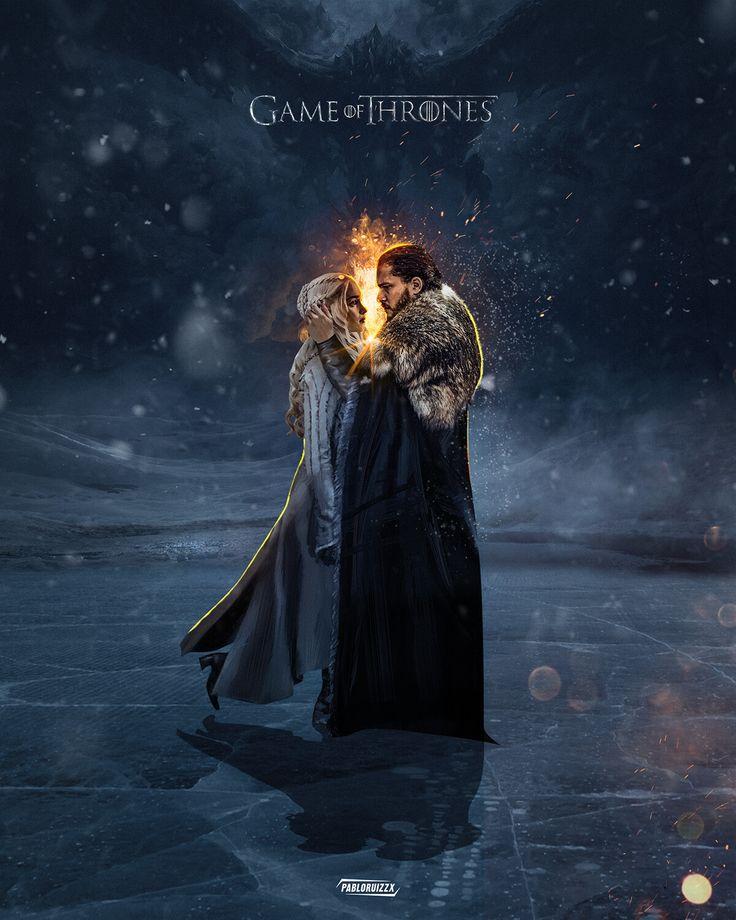 ArtStation – Game of Thrones , Pablo Ruiz – Game of thrones