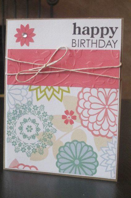 Congratulations All Purpose Handmade Card 003 by thepaperdivamum