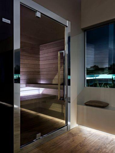 Elegant professional Sauna _ SweetSauna XL by Starpool _