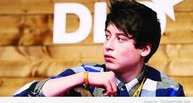 Nick D'Aloisio, 17 Years Teen Rp 290 Billion Application Creator