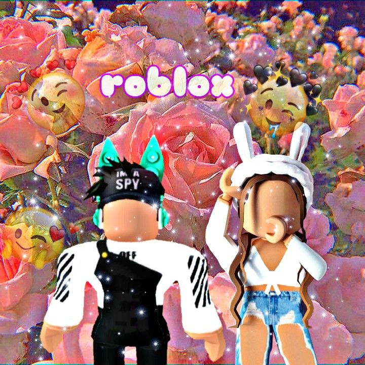 Roblox Cool Anime Wallpapers Roblox Pictures Boy And Girl Best Friends