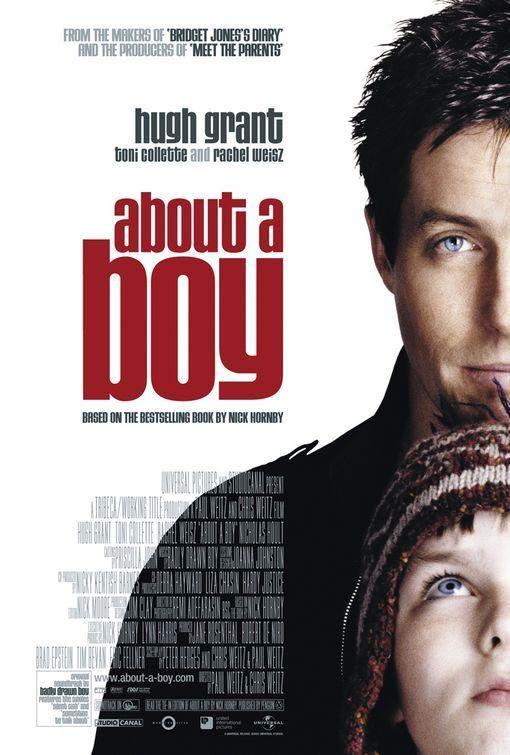 ABOUT A BOY // UK // Paul Weitz, Chris Weitz 2002