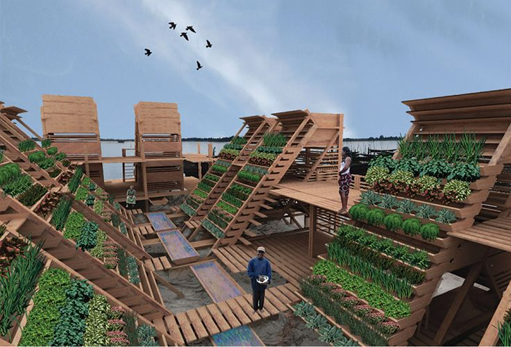Six Projects to Receive 2013 SEED Award for Excellence in Public Interest Design | 2013 Award Winner: Maa-Bara: Catalyzing Economic Change & Food Security by Designing Decentralized Aquaponics Production | Bustler.net