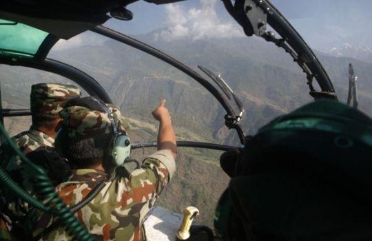 Portal de Notícias Proclamai o Evangelho Brasil: Helicóptero dos EUA é encontrado no Nepal