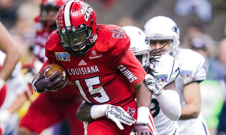 ULL Ragin' Cajuns Ready to Lead Sun Belt - Today's U  For a program that had never been to a bowl game just five years ago, Louisiana-Lafayette has settled into the role of annual Sun Belt Conference contender rather nicely.....
