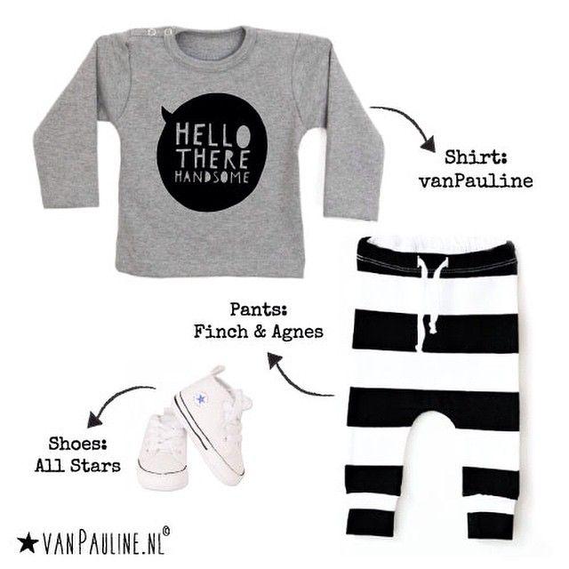 Cute outfit #vanpauline >>www.vanpauline.nl