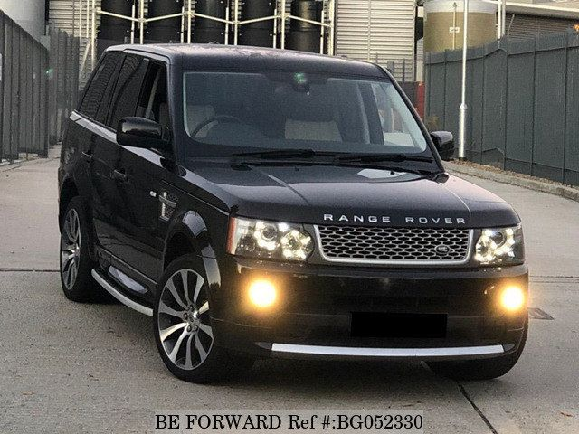 Be Forward 2010 Land Rover Range Rover Sport Luxury Cars Range Rover Range Rover Sport 2010 Range Rover Sport